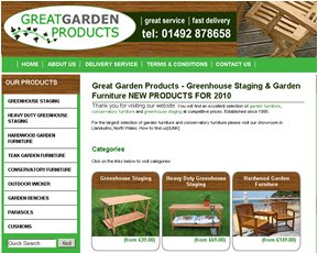 Great Garden Products