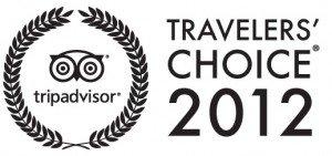 Travellers Choice Tripadvisor Llandudno Hotel