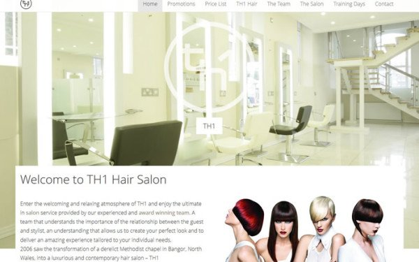 TH1 Hair Salon