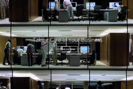 Salisburys Accountants Website Homepage Video