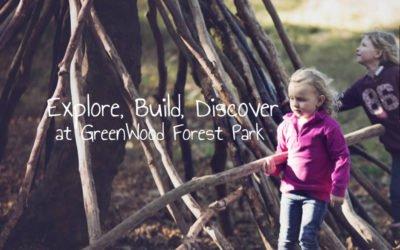 Greenwood Forest Park Website- Case Study
