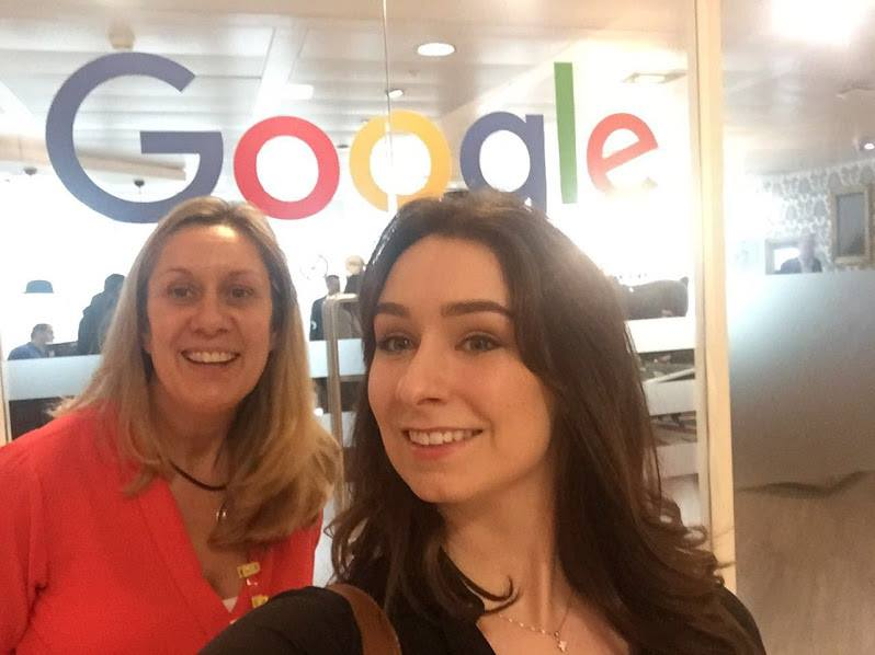 Expanding our Google Knowledge at Livetech Digital Creative Agency