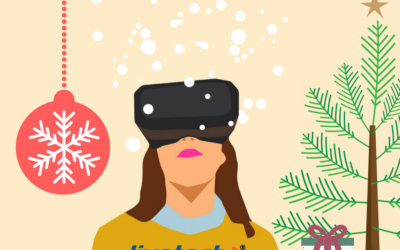 The Virtual Santa Sleigh Ride Returns to Llandudno Christmas Fayre – VR North Wales