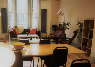 Co-Working at 16 Trinity Square