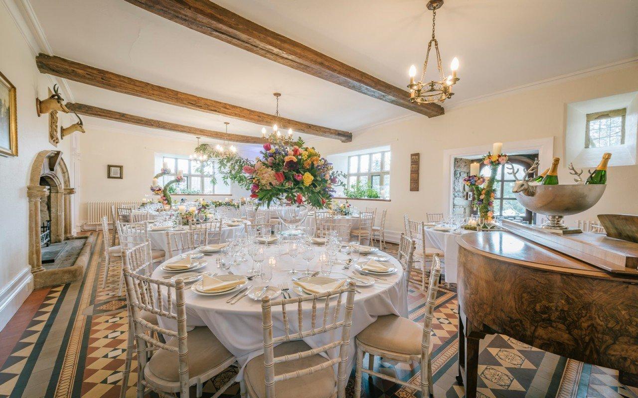Talhenbont Hall, Wedding Venue North Wales