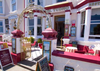 Photography North Wales - st tudno hotel llandudno