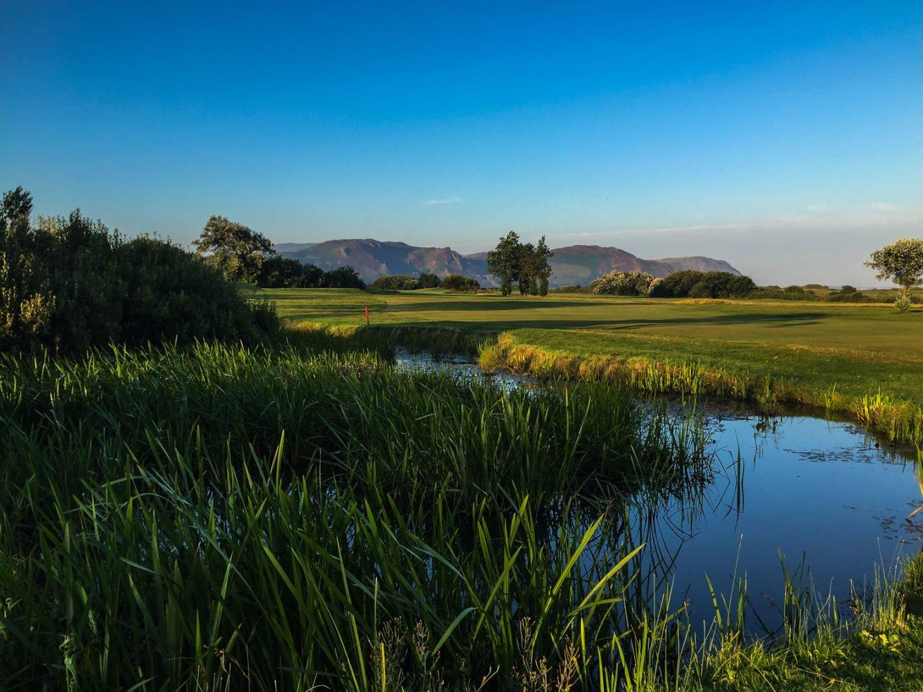 golf club north wales