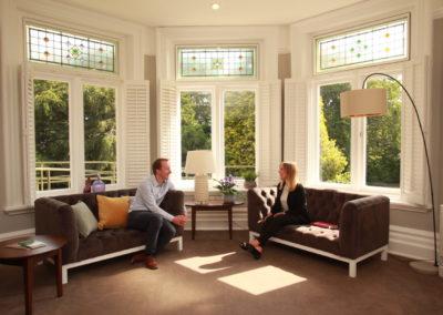 Parkland Place interior - Colwyn Bay