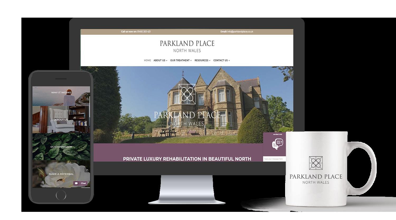 Parkland Place Mock Ups