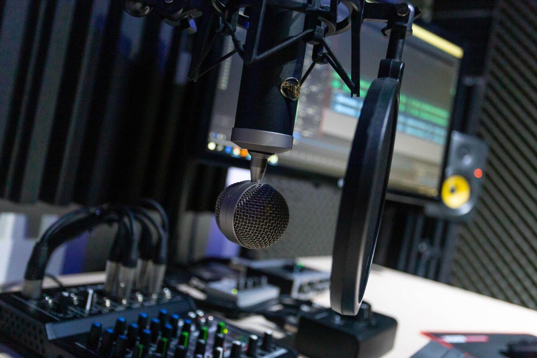podcast studio north wales