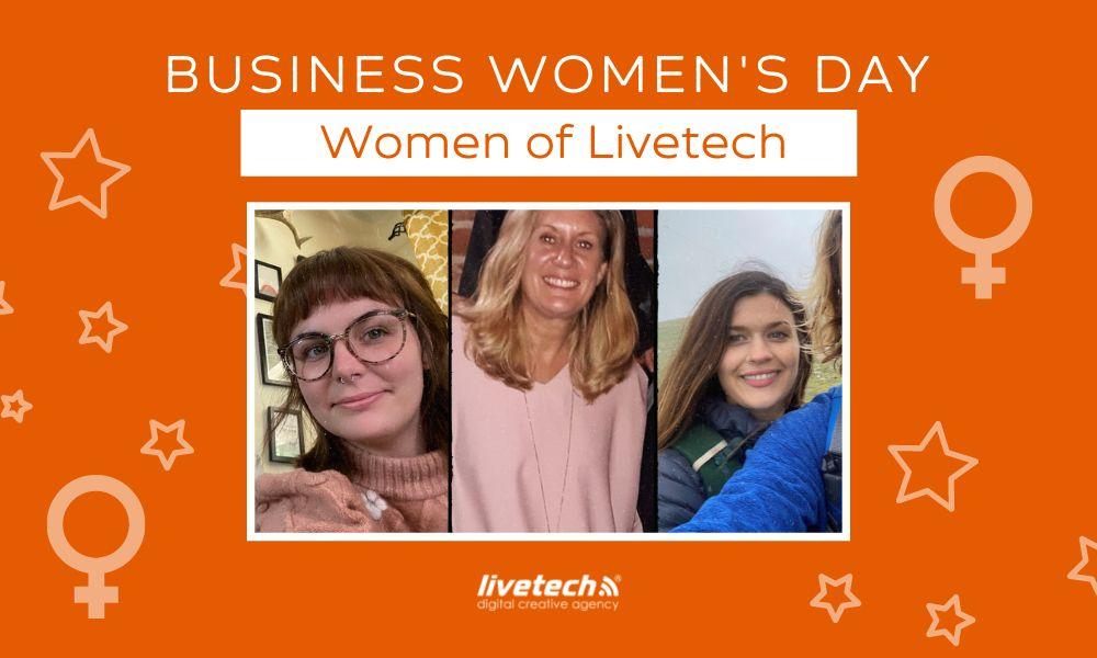 women of livetech